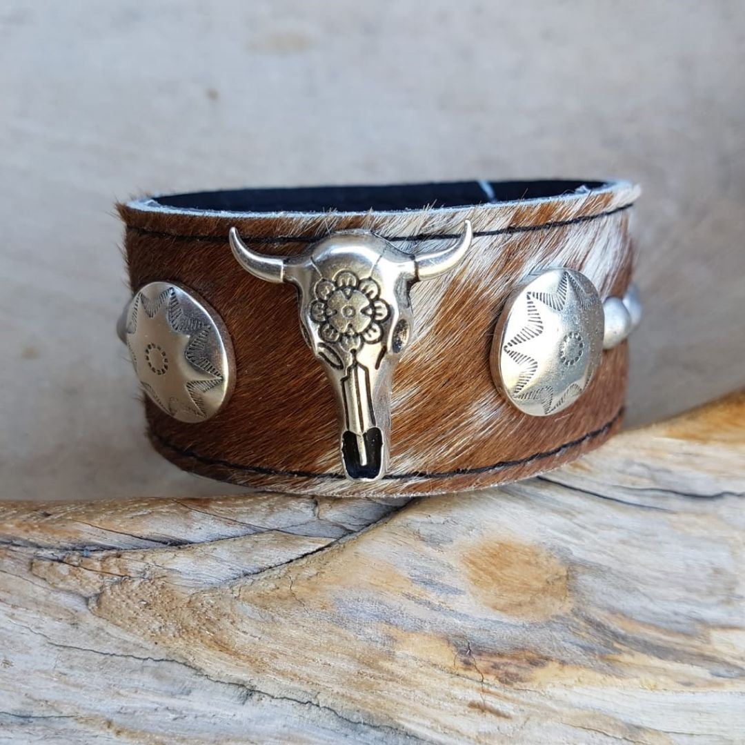 bull symbool native american armband
